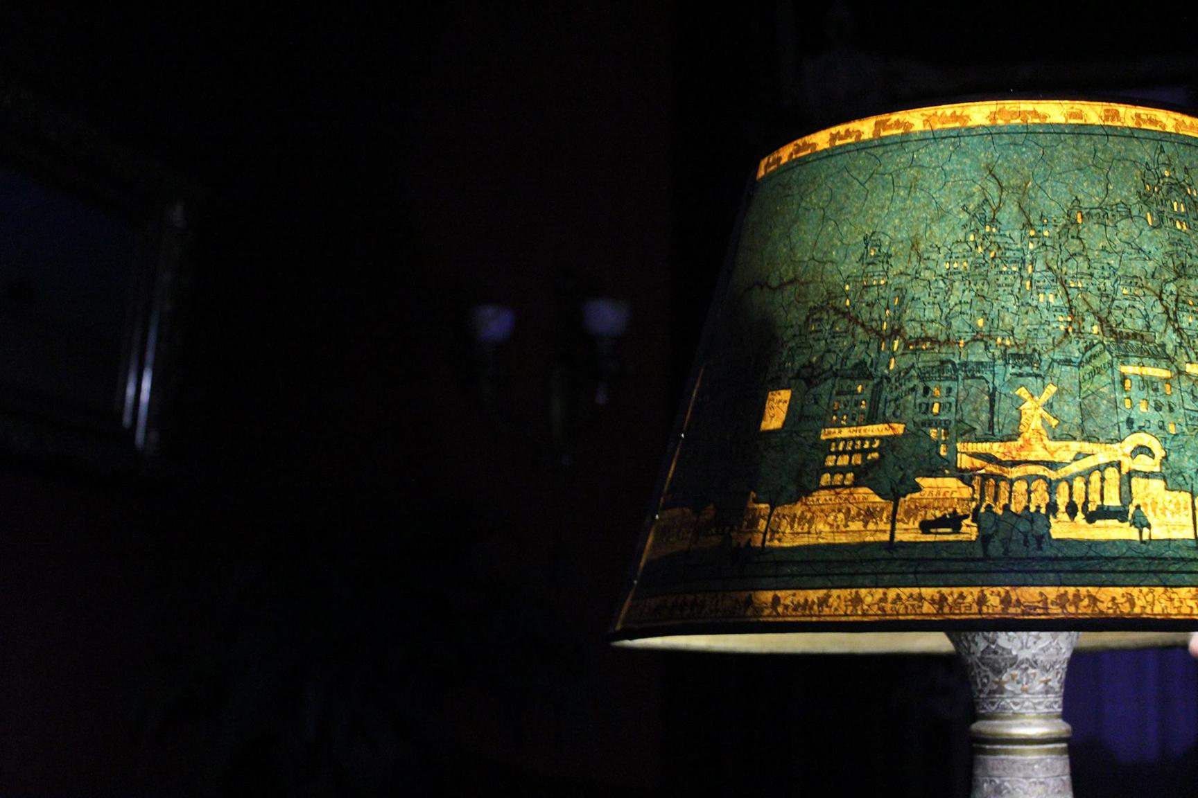 Flashlight Tour Lamp Glensheen Mansion