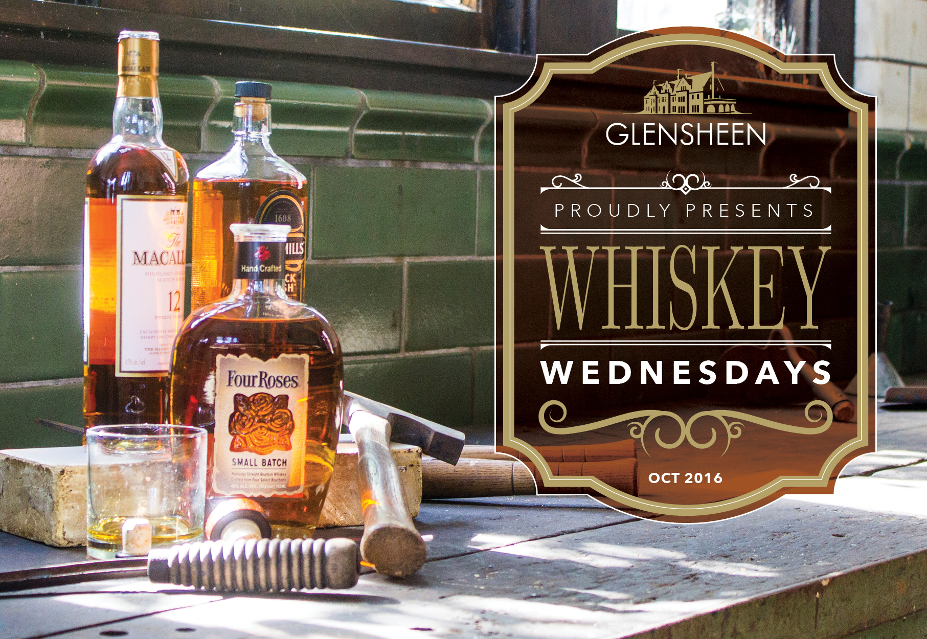 Whiskey Wednesdays - Glensheen
