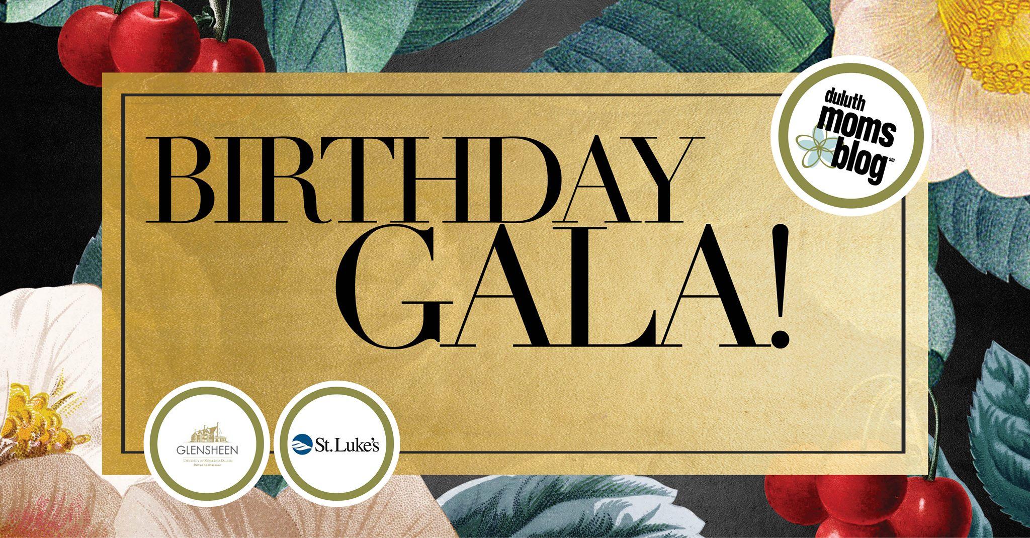 Duluth Mom's Blog First Annual Birthday Gala - Glensheen