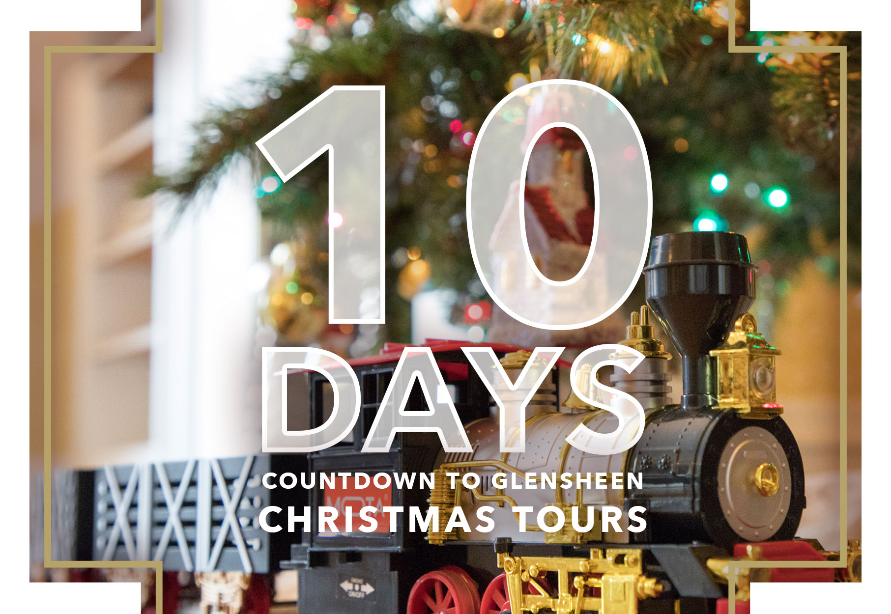 Until Christmas.10 Days Until Christmas Tours Glensheen
