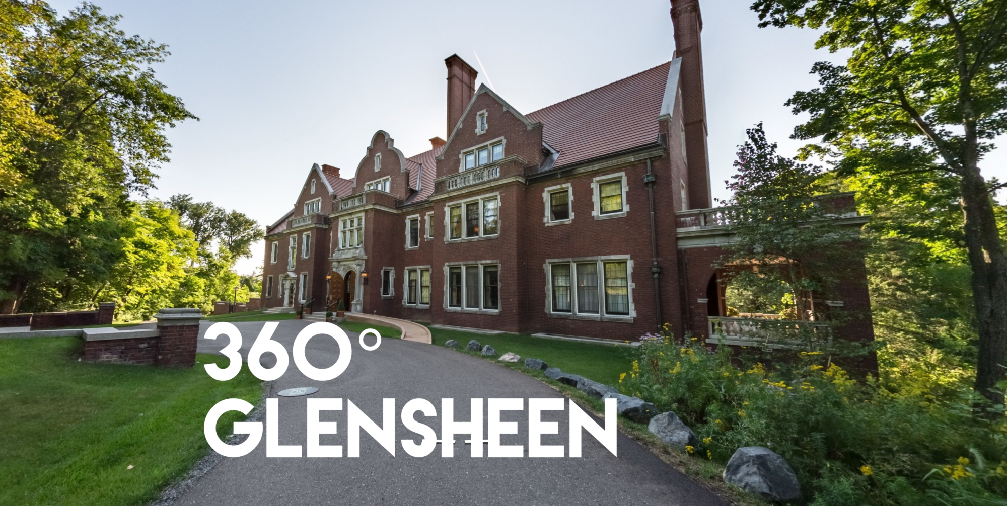 Tour Glensheen virtually here