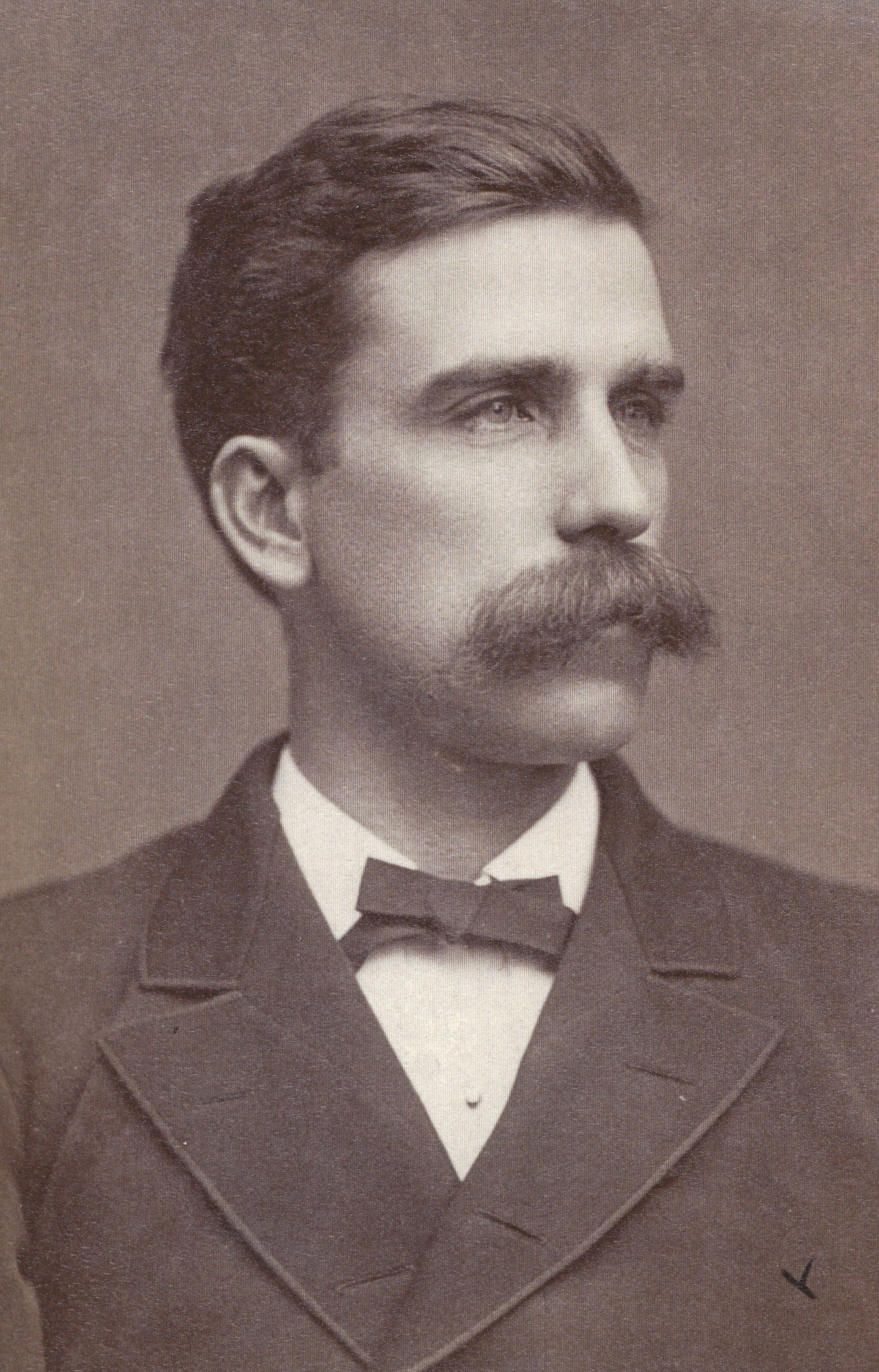Chester Congdon in 1882 when he moved to Duluth.
